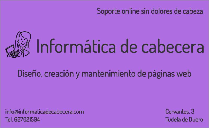 Informática de cabecera